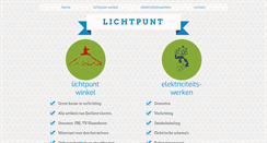 Preview of lichtpunt-peer.be